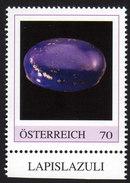 ÖSTERREICH 2015 ** LAPISLAZULI - Edelstein, Mineralien - PM Personalized Stamp MNH - Mineralien