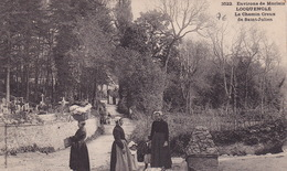 Environs De Morlaix - LOCQUENOLE - Le Chemin Creux De Saint Julien - Andere Gemeenten