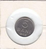 5 Bani ROUMANIE 1966 - Roumanie