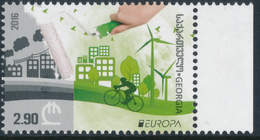"GEORGIA/Georgien EUROPA 2016 ""Think Green"" 1v** - Europa-CEPT"