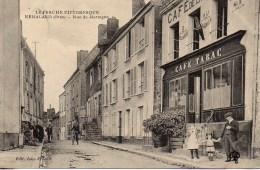 61 REMALARD  Rue De Mortagne - Remalard