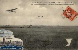 14 - CAEN - Semaine D'aviation - Monoplan - - Caen