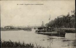 14 - CAEN - Torpilleur - Marine De Guerre - Caen