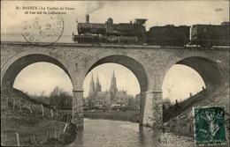 14 - BAYEUX - Viaduc - Train - Bayeux