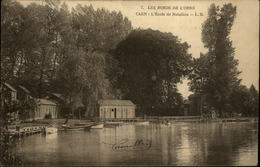 14 - CAEN - Ecole De Natation - Caen