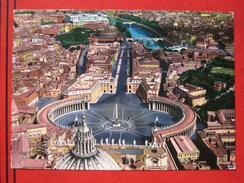 Roma / Citta Del Vaticano (RM) - Piazza S. Pietro - Vatikanstadt