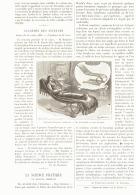 """LA SCIENCE PRATIQUE  """" LIT BERCEUR AMERICAIN """" 1893 - Non Classés"""
