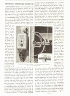 LES DISTRIBUTEURS AUTOMATIQUE DE PARFUMS  1893 - Parfums & Beauté