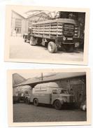 Photo Camion Ancien Berliet ? Gaz Malakoff - Lieux