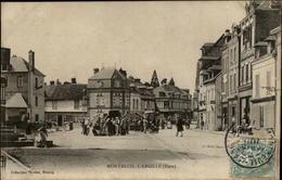 27 - MONTREUIL-L'ARGILLE - Marché - France