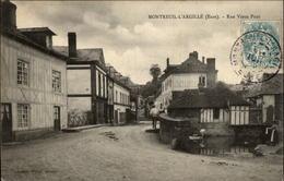 27 - MONTREUIL-L'ARGILLE - Lavoir - France