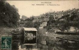 35 - FOUGERES - Lavoir - Fougeres