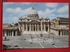 Roma / Citta Del Vaticano (RM) - Piazza  Di S. Pietro / Auto - Vatikanstadt