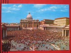 Roma / Citta Del Vaticano (RM) - Piazza  Di S. Pietro - Vatikanstadt