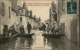 49 - SAUMUR - Inondations 1910 - Saumur