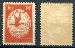 Deutsches Reich Flugpost 1912 Michel-Nr. I Ungebraucht - Deutschland