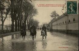 49 - SAUMUR - Inondations 1910 - Infirmerie Des Chevaux - Saumur