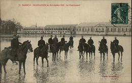 49 - SAUMUR - Inondations 1910 - Le Chardonnet - Saumur