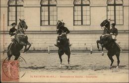 49 - SAUMUR - Chevaux - Cadre Noir - Saumur