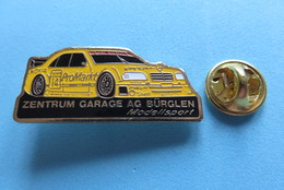 Pin's, Autosport Modélesport,Zentrum Garage Bürglen, Mercedes, NOKIA, SHELL - Automobile - F1