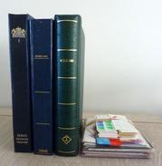 Netherlands/Pays Bas Collection In 3 Albums/binders+ Year Sets,booklets,postzegelboekjes,jaarsets