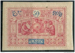 Obock (1894) N 57 * (charniere)