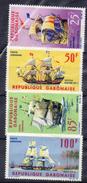 GABON ! SERIE De Timbres Anciens AERIENS NEUFS Depuis 1960 - Gabon (1960-...)