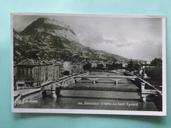 V08-B-dep.38-isère--grenoble-l'isereet Le Saint Eynard- - Grenoble