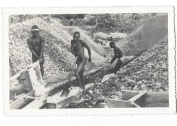 OUBANGUI CHARRI (AEF) Tamisage De L'or - Zentralafrik. Republik