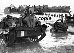 Photo WW2 British Soldier D-day Landing Normandy /19 - Reproductions