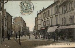 92 - COURBEVOIE - Rue De Bezons - Courbevoie