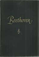 BEETHOVEN - NORBERT LOESER - ELFDE BOEK COMPONISTEN SERIE - UITGEVER GOTTMER HAARLEM ANTWERPEN - 1949 - Books, Magazines, Comics