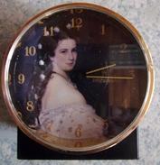 Reveil - SISI  Impératrice D'Autriche - Réveils