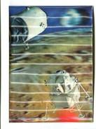 "Cp - Carte En 3D ""TOPPAN""  - PK 55 Lunar Module - LEM - Cartes Postales"