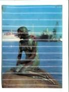 Cp - Carte En 3D  COPENHAG - La Sirene - Cartes Postales