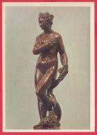 219131 / Italy Sculptor Tiziano Aspetti   - VENUS , NUDE WOMAN AND FISH , Russia Russie - Sculptures