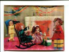 Cp - Carte En 3D  - - Cartes Postales