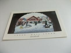 FREAK HAIL STORM 1991 GRINDELWALD TASMANIA - Australia
