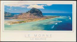 °°° GF137 - ILE MAURICE MAURITIUS - LE MORNE - With Stamps °°° - Mauritius