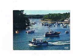 56 - Sur L'estuaire De Vincin CONLEAU, Embarcadère Pour L'ile D'arz - France