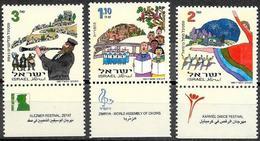 Israele/Israel/Israël: Musica E Danza In Israele, Musique Et Danse En Israël, - Danse