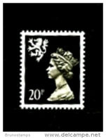 GREAT BRITAIN - 1989  SCOTLAND  20 P.  MINT NH   SG  S64 - Regionali