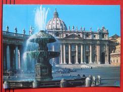 Roma / Citta Del Vaticano (RM) - Piazza E Basilica Di S. Pietro / Auto - Vatikanstadt