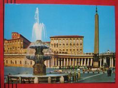 Roma / Citta Del Vaticano (RM) - Piazza Di S. Pietro / Autobus - Vatikanstadt