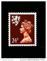 GREAT BRITAIN - 1991  SCOTLAND  24 P.  MINT NH   SG  S70 - Scozia