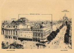 ANTWERPEN / GRAND HOTEL / - Antwerpen
