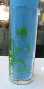 AC - EFE RAKI GLASS FROM TURKEY - Andere Verzamelingen