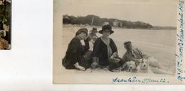 ANTIBES JUAN LES PINS   1923 - Antibes