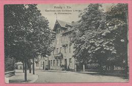 67 -  MUTZIG - Gasthaus Zum Goldenen Löwen - A. HINTERMEYER - Mutzig