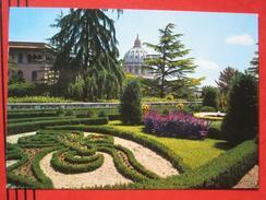 Roma / Citta Del Vaticano (RM) - La Cupola Di S. Pietro Dai Giardini Vaticani - Vatikanstadt